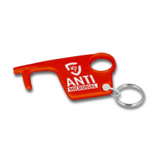 Antimicrobial Hygiene Hook