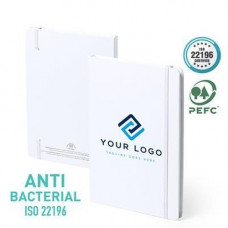 Antibac Hard Back Notebook