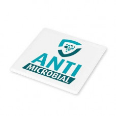 Antimicrobial Square Coaster