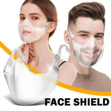 Clear Face Shield Mask