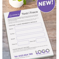 Covid Test and Trace Form