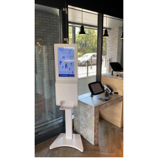 Digital Screen Sanitiser Dispenser