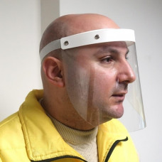 EU CE Manufactured Face Shields