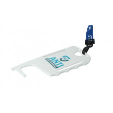 Hygiene Hook & ID Card Holder