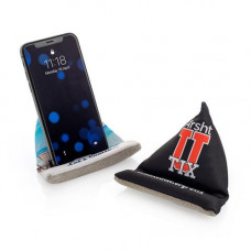 Microfibre Phone Stand and Cleaner