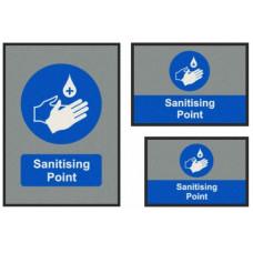 Safety Message Mat