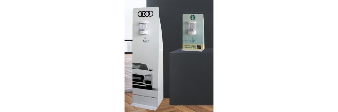Bespoke Sanitiser Dispenser