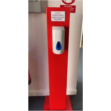 Standalone Hand Sanitiser Dispenser